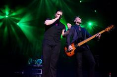 .@TheBrentSmith and @Ebassprod in Worcester MA at The DCU Center (photo via WAAF/ by Greg Caparell) #Shinedown #EricBass #BrentSmith   Barry Kerch Brent Smith Eric Bass Shinedown Shinedown Nation Shinedowns Nation Zach Myers