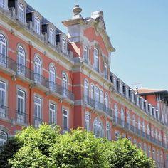 Vidago Palace, North Portugal