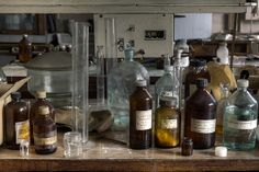 Abandoned chemical laboratory - Moscow