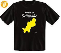 T-Shirt Funshirt Geschenk zum Geburtstag Schwabe Ich bin ein (*Partner-Link)