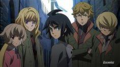 mobile suit gundam iron blooded orphans episode 17