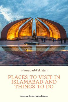 When it comes to travelling to Pakistan visiting Islamabad is unavoidable. Here is our guide to Islamabad including the top things to do and places to visit in the city where to eat and how to get around. Travel Advice, Travel Guides, Travel Tips, Pakistan Travel, India Travel, Bhutan, Travel Around, Nepal, Family Travel
