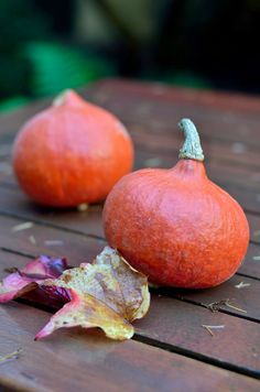 Dom pod brzozą: Jesień wokół dyni się kręci czyli smacznie i kolor...
