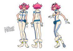Catsuka :: News :: - Asterion - project Pollux French Japanese Animation (with JC Staff, Hiroshi Shimizu, Hiromasa Ogura Kazuo Terada ...)