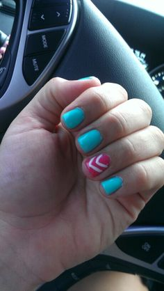 Summer time nails <3