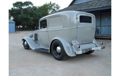 1932 Ford Sedan Delivery For Sale at Hotrodhotline.com
