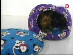 Cama iglu,patrones-ropa-mascotas-perros-dogs-ペットの犬は死ぬ - YouTube