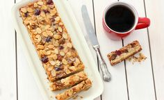 Dried fruit almond tart
