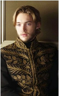 "toby regbo - Prince of France in ""Reign"""