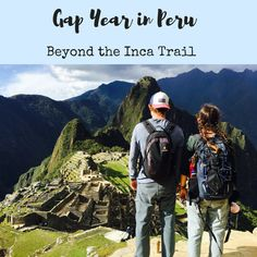 Exploring beyond the Inca trail into the Incas' amazing heritage .  Peru, part II of the brother-sister gap year - the Zero Waste Voyage. We are surfing , kiteboarding and sailing around the world fighting plastic pollution and showcasing the zero waste lifestyle