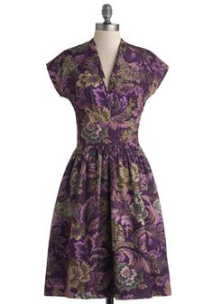 Hunting for Heirlooms Dress, #ModCloth