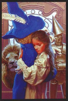 I'LL MISS YOU MOST OF ALL - WIZARD OF OZ - BY GREG HILDEBRANDT