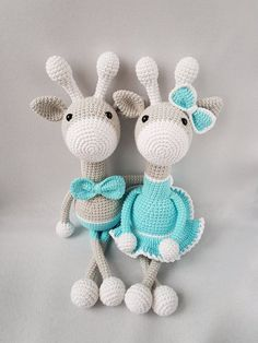 Are you looking for an original gift to your friends to the wedding or anniversary? Thats exactly what you need. Get a very creative and cute gift!  Giraffe is hand-knitted from semi-cotton yarn. Its stuffed with non-allergic holofiber. Hands and feet are moving.  Material: 55% Cotton + 45% Acrylic
