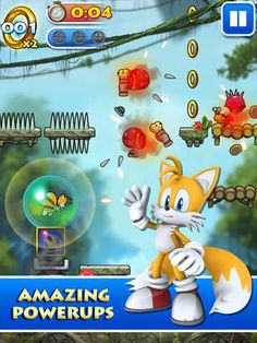 Sonic Jump™ on the App Store