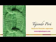 Cable Knitting, Knitting Videos, Knitting Stitches, Hand Knitting, Stitch Patterns, Knitting Patterns, Crochet Patterns, Knitted Baby Clothes, Knitting Designs