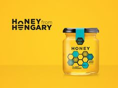 Creative Agency: Royal Rocket Graphic Designers: Ferenc Hetsch, Abigél Albu Project Type: Produced, Commercial Work Client: Honey from H...