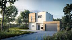 Nos créations | Constructeur de maisons | Mètre Carré