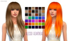 Alesso Heartbeat retexture at Nessa Sims • Sims 4 Updates