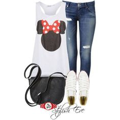 Disneyland Outfit<3