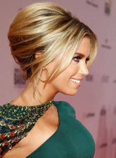 Beautiful Hairstyles For Girls - Mysterious Beehive Hairdo