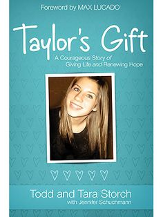 Todd and Tara Storch Increase Organ Donation Awareness After Daughters Tragic Death