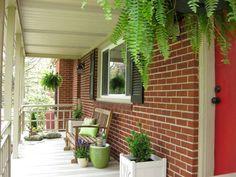 Front porch ideas.