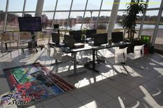 We specialize in boutique gaming events for educational organizations!