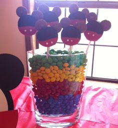 Mickey Mouse Birthday Party: Mickey Mouse Birthday Party