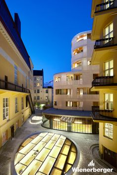 Hotel Paasitorni in Finland by Architects Helsinki Light Architecture, Architecture Design, Architecture Awards, Amazing Architecture, Beautiful Buildings, Unusual Buildings, Helsinki, Hotels And Resorts, Decoration