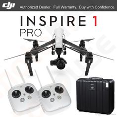 !! Dji Inspire 1 Pro Professional Quadcopter 4k Camera And 3 Axis Stabilization Gimbal Zenmuse X5 Flying Drones Diy Drone From Kevinniu #multirotors #electronics #technology #gadgets #techie #quadcopters #Drone #drones #fpv  #autofollowdrones #dronography #dronegear #racingdrones #beginnerdrones #trending #like #follo