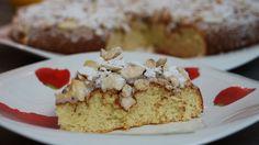 Torta di mandorla -gâteau citron / amandes
