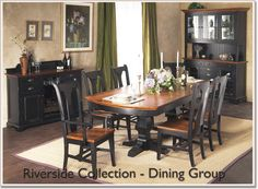 12 best Primitive Dining sets images on Pinterest | Dining rooms ...