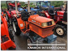 KUBOTA_B1_16_DT_4WD Kubota, Outdoor Power Equipment, Tractor