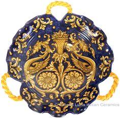 Italian Ceramic Centerpiece