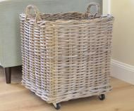 Potential storage basket for Hazel baby's toys