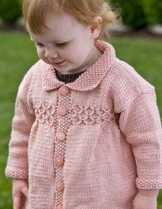 Lee Gant--Princess Coat (6 months - age 8)