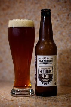Mississippi- Lazy Magnolia Southern Pecan Nut Brown Ale