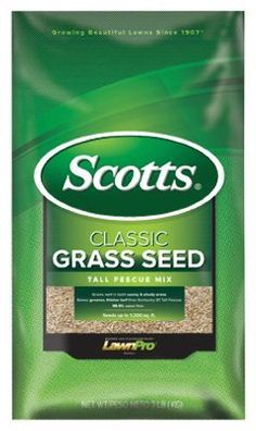 Scotts Kentucky 31 Classic Tall Fescue Mix Bagged 7 Lb -- Want additional info? Click on the image.
