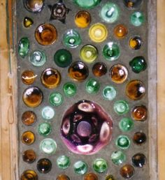 Bottle Bricks @ Cordwood Walls How to make 'em (Part 1)   Cordwood Construction Bottle House, Bottle Wall, Diy Bottle, Brick In The Wall, Brick Wall, Cordwood Homes, Cob Building, Bottle Cutter, Upcycled Home Decor