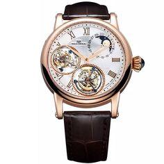 Seagull 618.970 Tourbillon Watch #seagullwatch #seagullwatches #tourbillon watch by gtandfqwatch