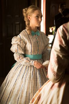 Get an Exclusive Look at the Costumes of 'Mercy Street'