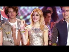 Violetta 3 -Underneath It All - YouTube