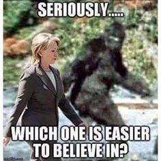 ONE IS A LAIR & FULL OF IT,HINT THE ONE IN THE PANTS SUIT
