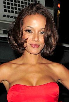 Selita Ebanks opted to leave her hair down in fun, flirty waves for Fashion's Night Out in New York City