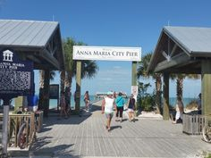 Anna Maria Island City Pier Anna Maria Island, Home And Away, Historical Sites, Attraction, The Neighbourhood, Florida, Street View, Tours, City
