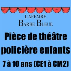 L'affaire Barbe Bleue !                                                                                                                                                      Plus
