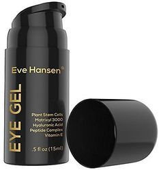 Brilliant EYE GEL by Eve Hansen. Gentle yet Effective for Dark Circles, Puffi...