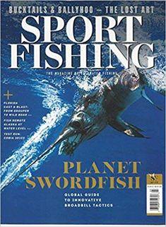 Sport Fishing Magazine March 2018