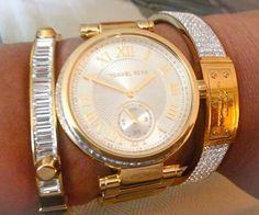 Michael Kors Watch & bracelet