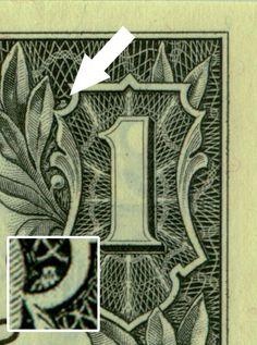 Owl in Dollar Bill